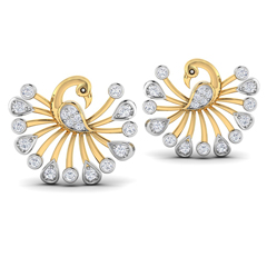 Mohini diamond earring
