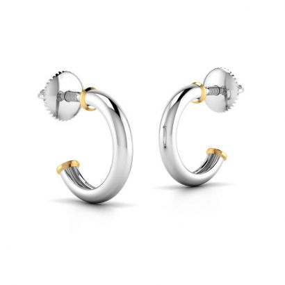 shay round earring
