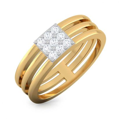 marcus gold ring