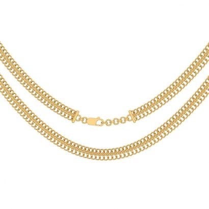 network gold chain