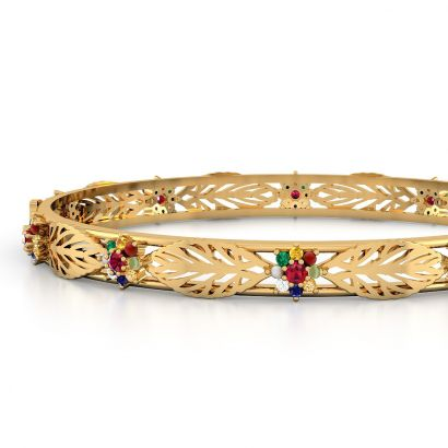 trisha navratna bangle