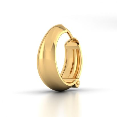 gold bali for  men-Ready To Ship