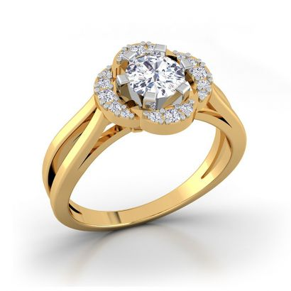 Solitaire Ring For Women
