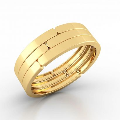 demarco gold ring