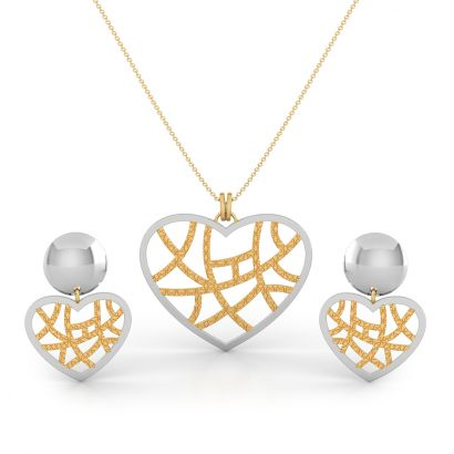 Clara Afetto Pendant Set-Ready To Ship